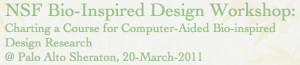 Bioinspired Design Workshop