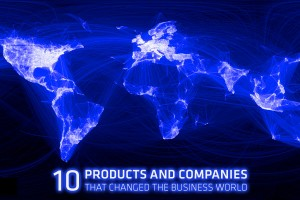 CNBC's 10 Products and Companies That Changed the World (image courtesy CNBC.com)
