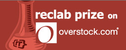 RecLab Prize (image courtesy overstockreclabprize.com)