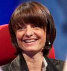 DARPA Director Regina Dugan speaks at the D9 Conference [image courtesy The Wall Street Journal].