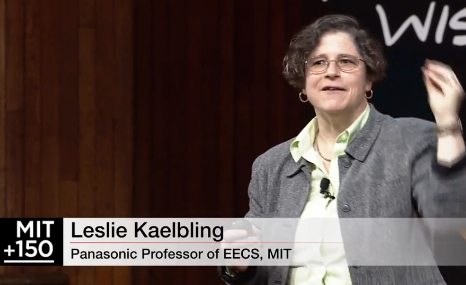 "Leslie Pack Kaelbling, MIT, ""A Dream of Robots"""