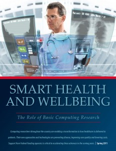 Smart Health and Wellbeing
