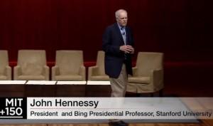 John Hennessy, Stanford University