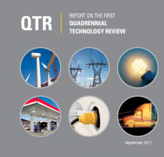 DoE releases its first Quadrennial Technology Review [image courtesy U.S Department of Energy, First Quadrennial Technology Review, September 2011].
