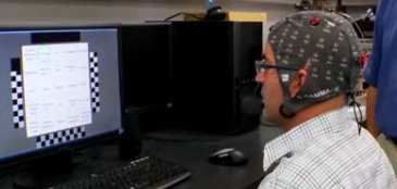 Mind Reading Computer System May Help People With Locked-in Syndrome [image courtesy Science Nation/NSF].