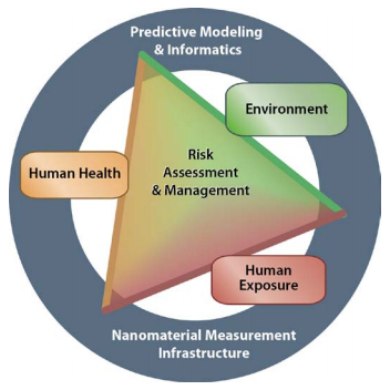 The National Nanotechnology Initiative's (NNI) Environmental, Health, and Safety (EHS) Research Strategy [image courtesy Nano.gov].