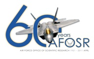 AFOSR 60th Anniversary [image courtesy AFOSR].