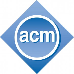 ACM names its 2011 Fellows [image courtesy ACM].