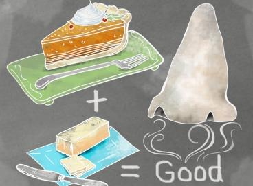 The mathematics of taste [image courtesy Christine Daniloff/MIT News Office].