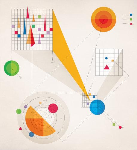 The Age of Big Data [image courtesy Chad Hagan/New York Times].