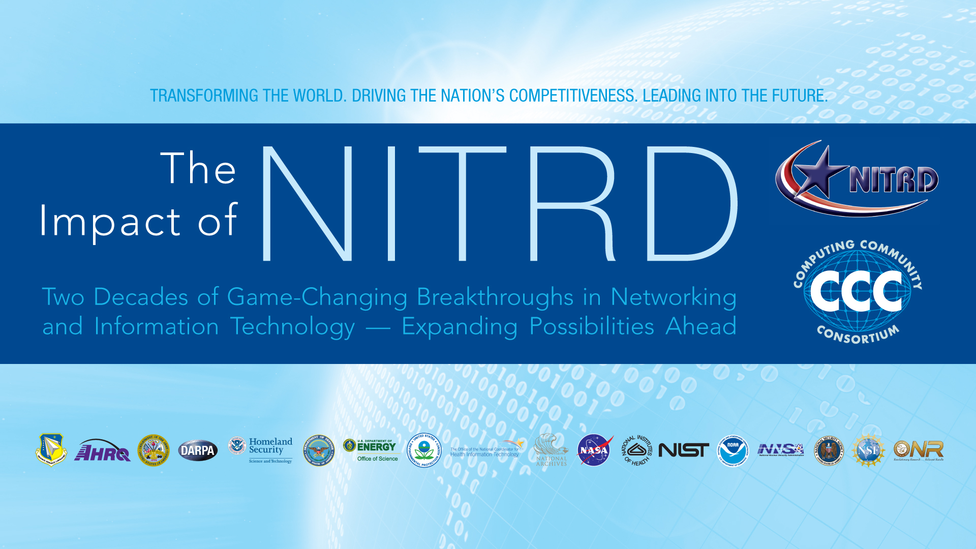 A Symposium on the Impact of NITRD