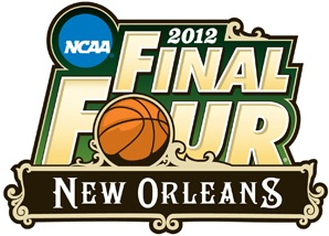 The 2012 NCAA Final Four in New Orleans [image courtesy NCAA].