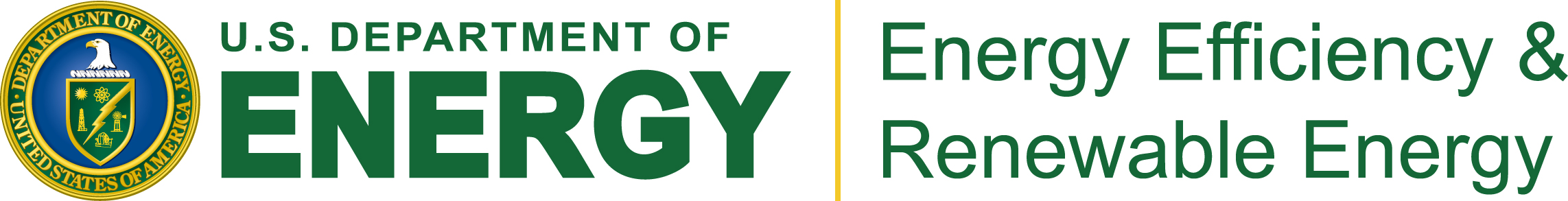 U.S. Department of Energy (DoE) Office of Energy Efficiency and Renewable Energy (EERE).