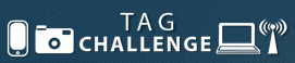 The Tag Challenge [image courtesy www.tag-challenge.com].