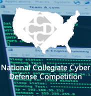 The 2012 National Collegiate Cyber Defense Competition (CCDC) [image courtesy CCDC].
