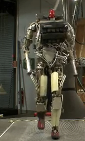 PETMAN, an anthropomorphic robot for testing chemical protection clothing, developed by Boston Dynamics [image courtesy Boston Dynamics].