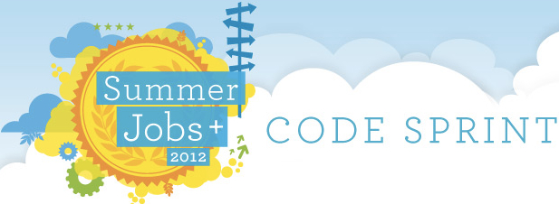Summer Jobs+ Code Sprint [image courtesy The White House].