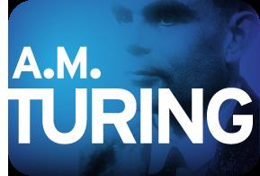 A.M. Turing [image courtesy ACM].