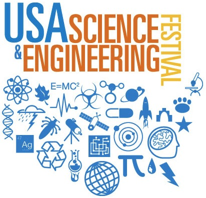 USA Science and Engineering Festival [image courtesy NSF].