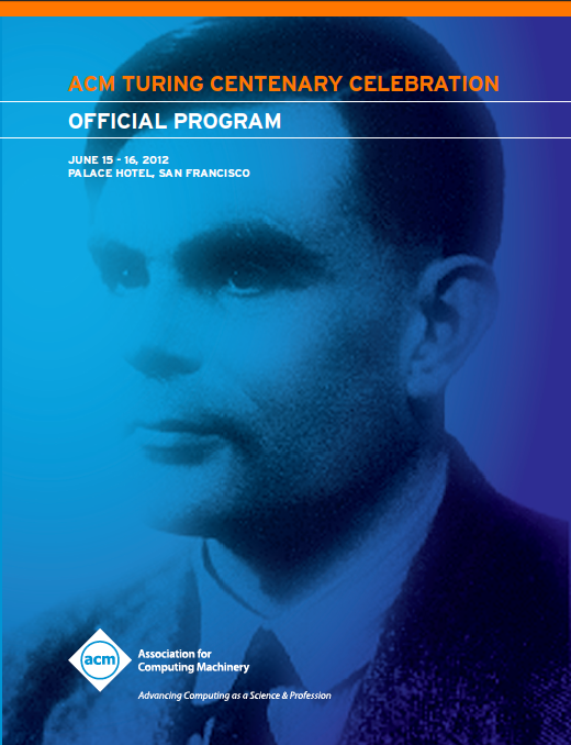 ACM's A.M. Turing Centenary Celebration [image courtesy ACM].