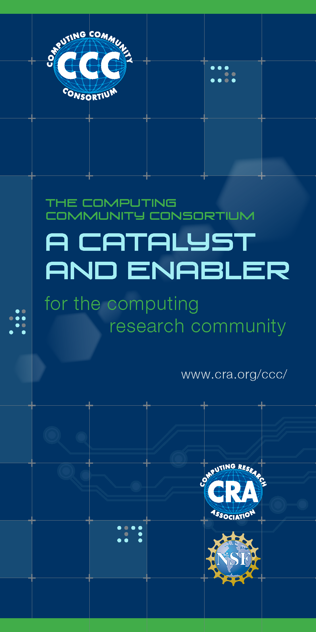 Click to download the new CCC brochure.