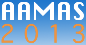 The Twelfth International Conference on Autonomous Agents and Multiagent Systems (AAMAS 2013) [image courtesy AAMAS].