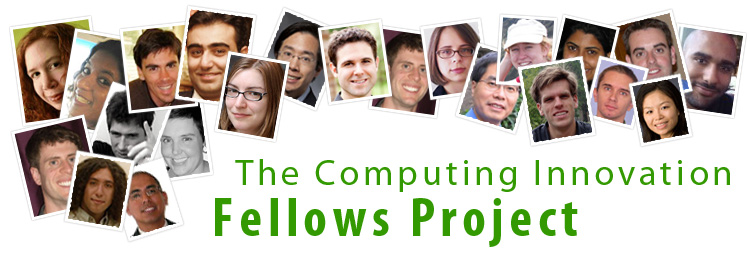 The Computing Innovation Fellows Project, 2009-2011.