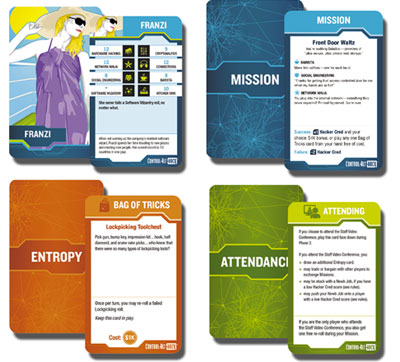 University of Washington researchers have created a card game called Control-Alt-Hack that's designed to introduce computer science students to security topics [image courtesy Network World].