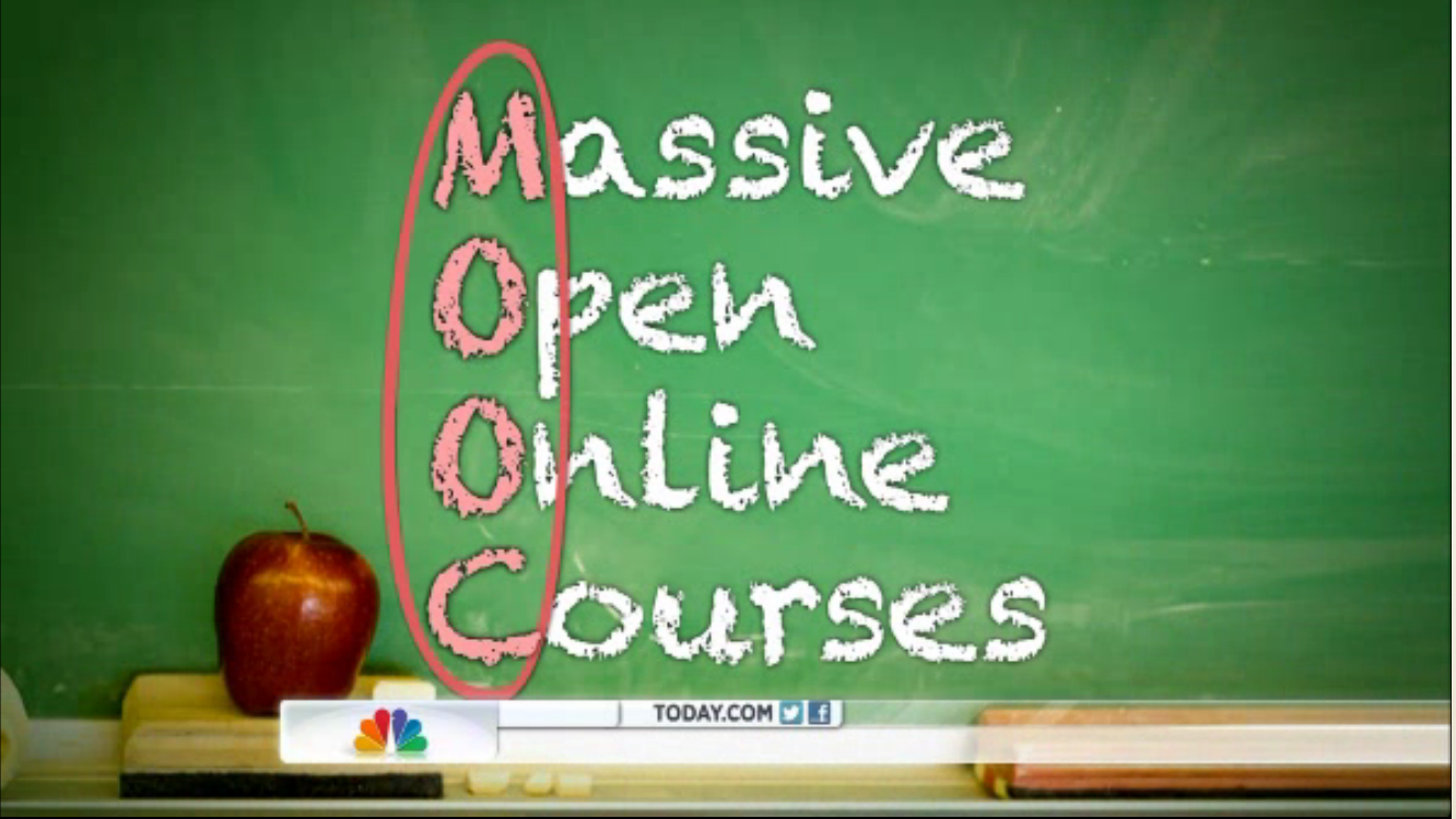 NBC: Take free courses from top universities online [credit: NBC]