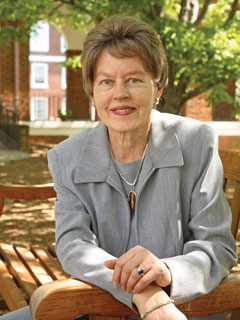 Anita K. Jones(Courtesy of The University of Virginia Engineering School)