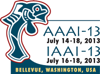 Twenty-Seventh AAAI Conference on Artificial Intelligence