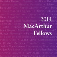 MacArthur Fellow pic