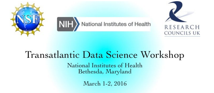 Transatlantic Data Science Workshop Logo