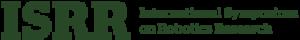 ISRR logo
