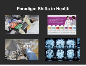 Shwetak Patel discusses paradigm shifts in health